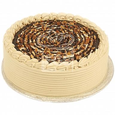 2Lbs Cappuccino Cake - Victoria Lounge