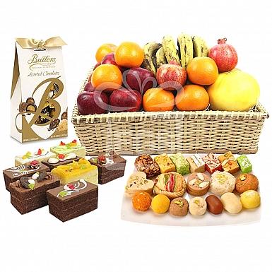 Celebration Fruit Hamper