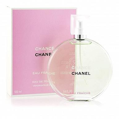 Chance Eau Fraiche 100ml - Chanel Women Perfume