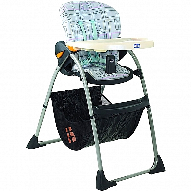 Chicco Happy Snack highchair E4007-128