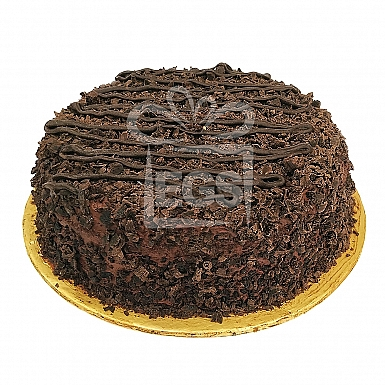 2lbs Chocolate Cream Cake From Blue Ribbon Bakers