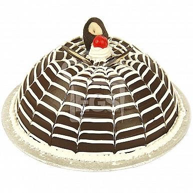 2Lbs Chocolate Ice Cream Bomb Cake - Victoria Lounge