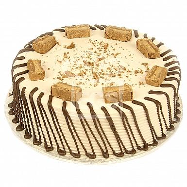 2Lbs Chocolate Mars Cake - Victoria Lounge