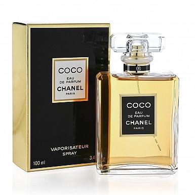 Coco Eau de Perfume Spray For Women 100ml - Chanel Women Perfume