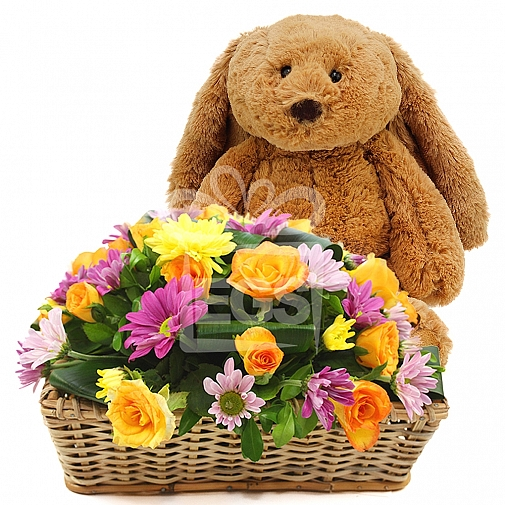 Colorful Love Gift Combo