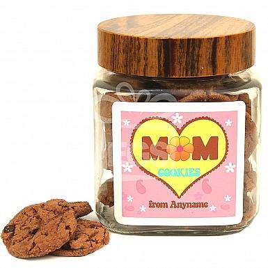 Coolest Mom Cookies Jar - Personalised Jar