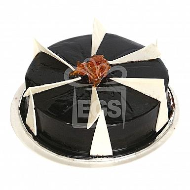 2Lbs Chocolate Praline Cake - Falettis Hotel
