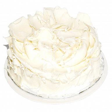 2Lbs White Forest Cake - Falettis Hotel