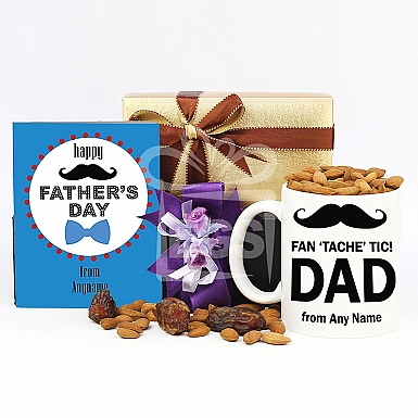 Father's Day Nutty Hamper