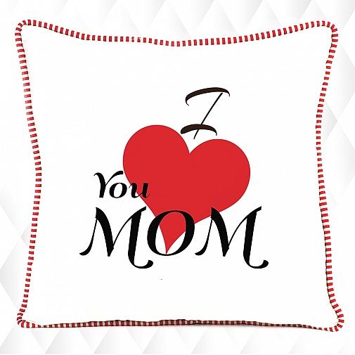 Heart Mom Cushion