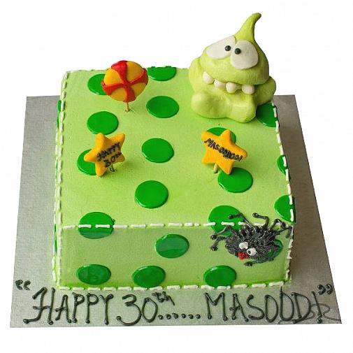 4Lbs Kids Fun Cake - Kitchen Cuisine