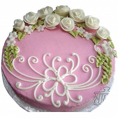 4Lbs Dream World Cake - Kitchen Cuisine