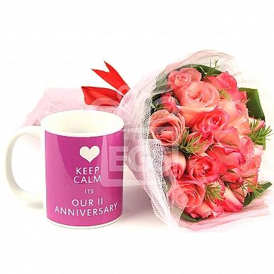 Joyful Anniversary Delight