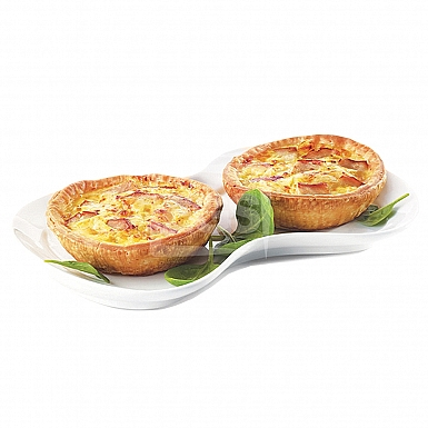 K&N's Quiche-Fully Baked
