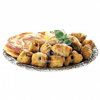 K&N's Mughlai Tikka-Fully Cooked