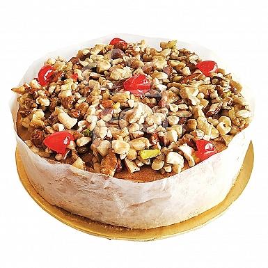 2lbs Kaju Badam Cake from Blue Ribbon Baker