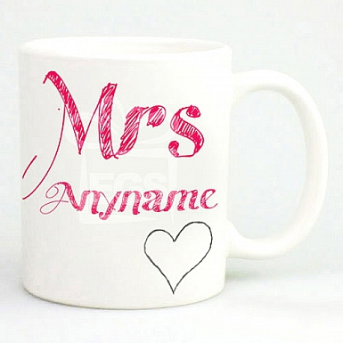 For Her - Personalised Mugs