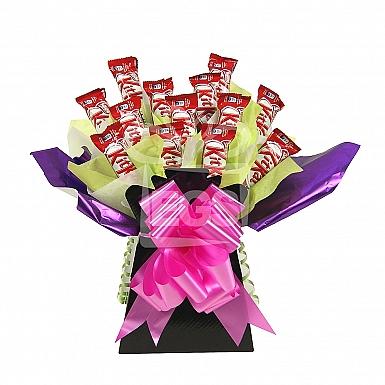 Kit Kat Pink Bouquet