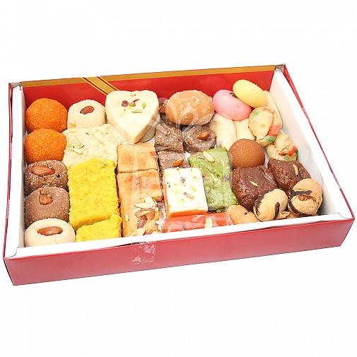 Make Your Own Box of 2KG Mithai - S. Abdul Khaliq Sweets