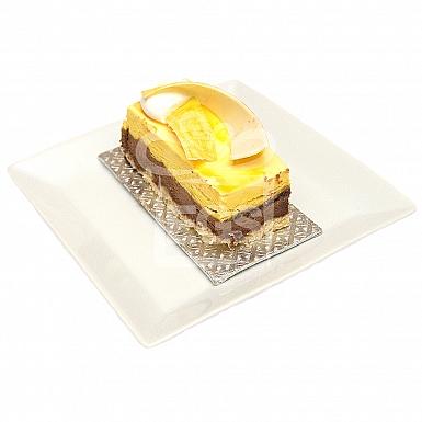 Mango and Chocolate Pastry - Serena Hotel