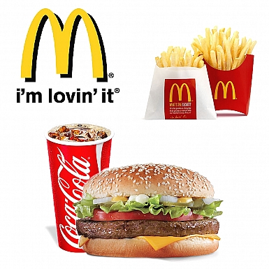McDonald Meal Deal for 5 People