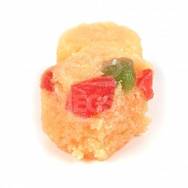 2KG Mix Fruit Burfi - Doce Sweets