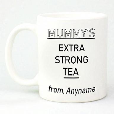 Mummy's Tea Mug