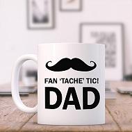 Mustached Dad Mug