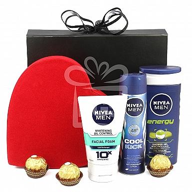 Nivea Valentines Gift Hamper for Him