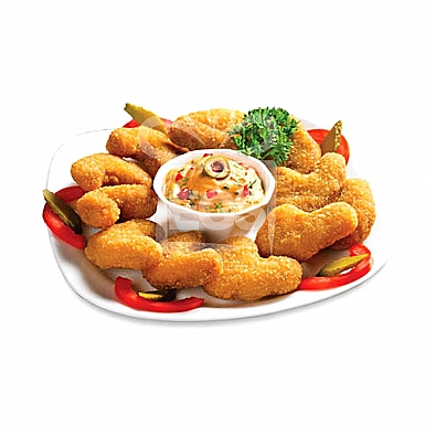 Chicken Nuggets from Menu(Ready to Cook)