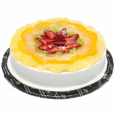 2Lbs Open Fruit Cake - PC Hotel