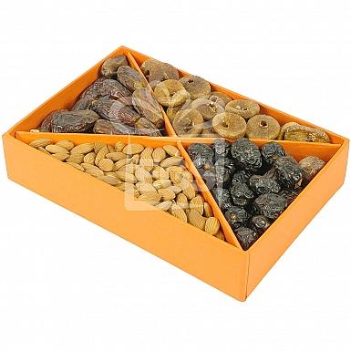 Nuts and Ajwa Dates