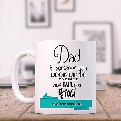Special Dad-Personalised Mug