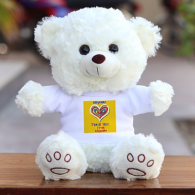 Thank You Heart - Personalised Bear