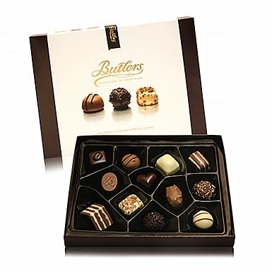 Truffles and Praline Chocolates - Butlers