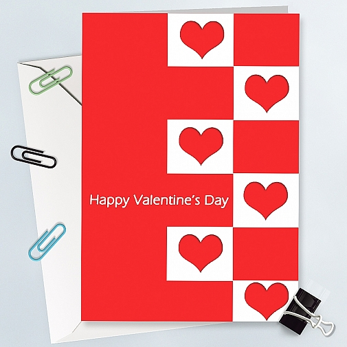 Valentines Day-Greeting Card