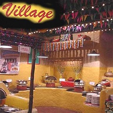 Village Restaurant Dinner for 1 Child