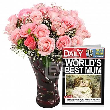 Worlds Best Mum Combo