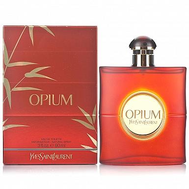 YSL Opium Eau Toilette Spray 90ml - YSL Women Perfume