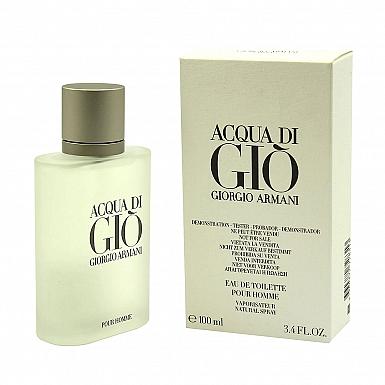 Armani Acqua di Gio Eau de 100ml - Armani Men Perfume