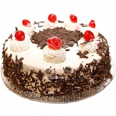 2Lbs Blackforest Cake - Marriott Hotel Karachi