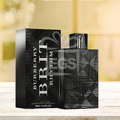 Burberry Brit Rhythm Spray 90ml - Burberry Men Perfume