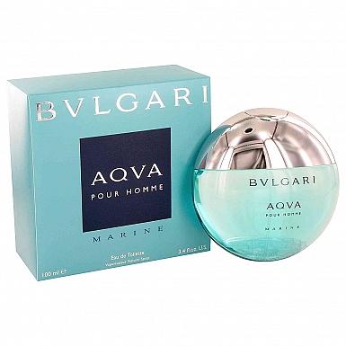 Bvlgari Aqva Marine Spray 100ml - Bvlgari Men Perfume