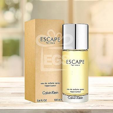 Calvin Klein Escape 100ml - Calvin Klein Men Perfume