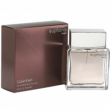 Calvin Klein Euphoria Spray 100ml - Calvin Klein Men Perfume