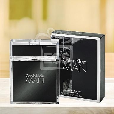 Calvin Klein Man Eau de Toilette Spray 100ml - Calvin Klein Men Perfume