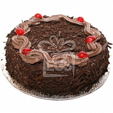 2Lbs Chocolate Chip Cake - Marriott Hotel Karachi