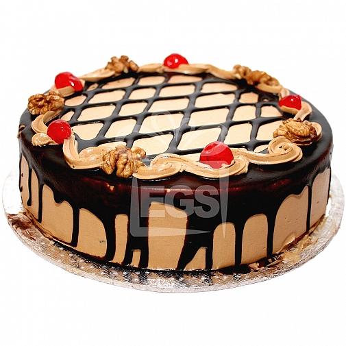 2Lbs Chocolate Coffee Cake - Marriott Hotel