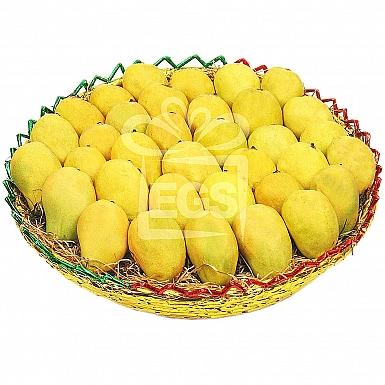 7KG Chonsa Mangoes Basket
