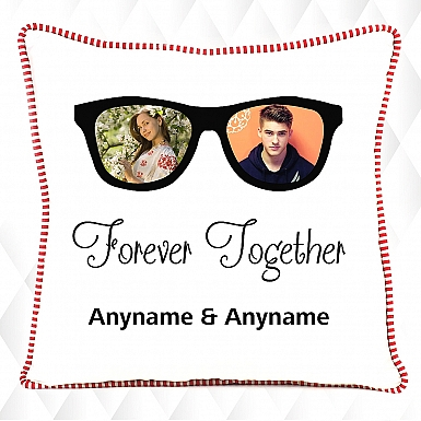 Forever Together-Photo Cushion